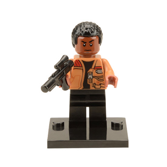 The First Order Stormtrooper Finn Minifigures Single Sale Star Wars Super Heroes Classic Building Blocks Set Bricks Kids Toys<br><br>Aliexpress