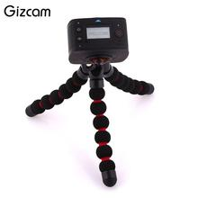 Gizcam Wireless WiFi 20 million 4K HD Video 3D Camera Photo Panoramic Wide Angle 720 Degree Double Lens Outdoor  VR Camcorder
