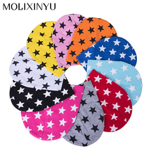 MOLIXINYU 2017 Baby Winter Cap Cotton Knitted Baby Hat Baby Warm Caps For Boys Girls Hat Children Winter Hats Beanies Unisex