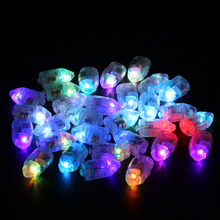 (30PCs/lot) white mini LED balloon Lamp small ball Balloon Light for Paper Lantern Christmas mariage wedding party decoration