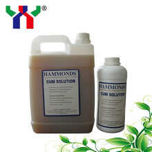 Printing Chemical HAMMONDS Gum Solution for offset ps plate Transactions(China)