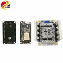 Buy DOIT Nodemcu Development Board Kit based ESP8266 Control 2wd/4wd Robot Tank Car Chassis Remote Control RC Toy for $34.28 in AliExpress store