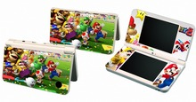Mario Party 111 Vinyl Skin Sticker Protector for Nintendo DSI XL LL for NDSI XL LL skins Stickers