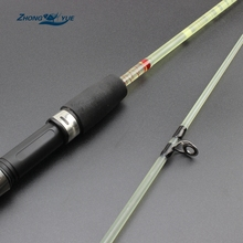 Promotion! 1.2m 1.3m 1.5m travel spinning casting Carbon Fiber Fishing Rod pole carp lure Transparent rod  Fishing Rods