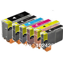 1 set Ink Catridges for Canon PGI 225 pgi225 CLI226 For canon MG6120 MG6220 MG8120B MG8220 MX882 iP4820 iP4920 printer with chip