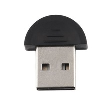 2017 New Mini USB Bluetooth 2.0 Adapter EDR USB Dongle for PC Laptops Desktops Computer Accessories Peripherals(China)