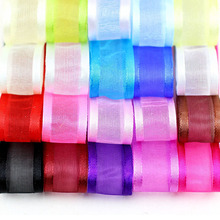 Buy Organza Ribbon With Satin Edge And Get Free Shipping On