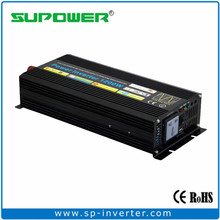 High efficiency 1200W 12v 24v 48v dc to 120v 220v off grid Pure Sine Wave Power Inverter for Office/Car/ Home Solar Power System