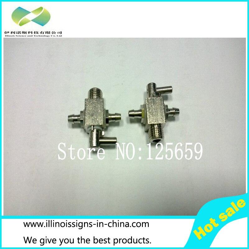 Thread 3-way valve Printer part<br><br>Aliexpress