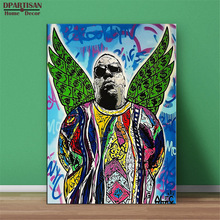 green wings Alec monopoly Graffiti arts print canvas for wall art decoration oil painting wall painting picture No framed