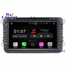 "8""Android Auto GPS Navigation for VW Universal Car Golf/Polo/Passat/Tiguan/Bora with RDS+BT+WIFI+GPS+SWC+AUX IN+3G+Mirror link"