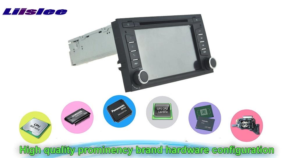 For SEAT LEON 2014 Car Multimedia TV DVD GPS Radio Original Style Navigation Android Advanced Navi Hardware configuration