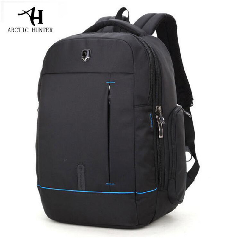 Arctic Hunter Multifunctional Backpack Oxford Waterproof College Students Bag Men Laptop Backpack 15.6 inch Rucksack M569<br>