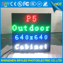 Waterproof high definition die-casting aluminum rental SMD HD P5 outdoor rental led display(China)