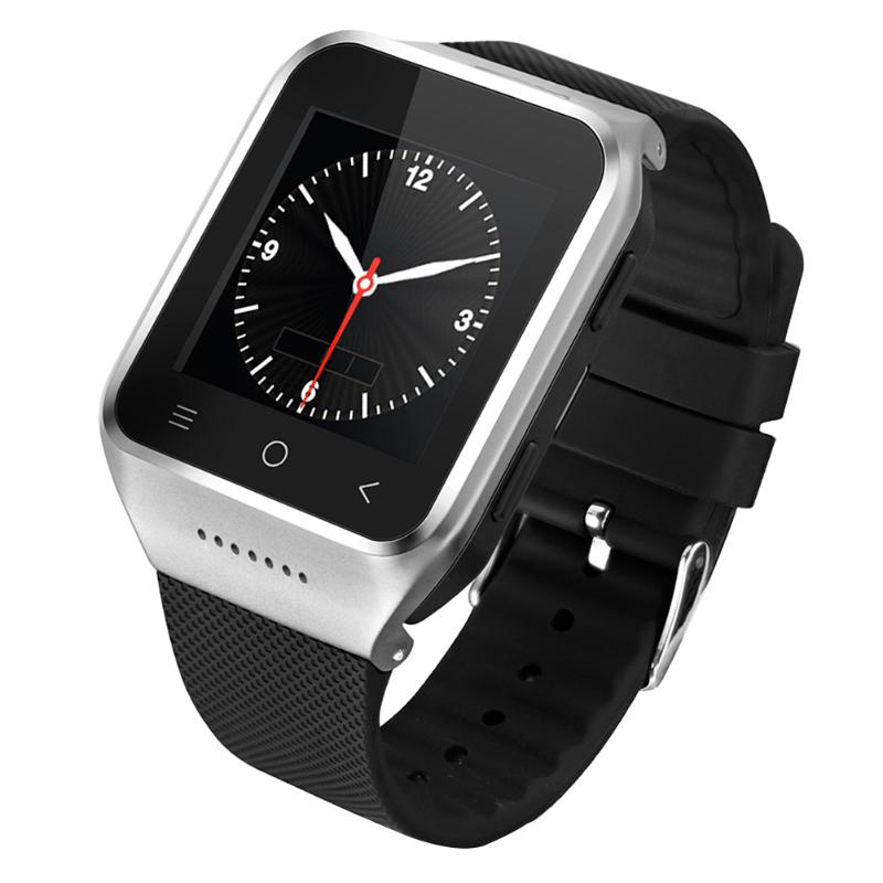 Wi-Fi Bluetooth 4.0 Smart Watch Phone GPS Touch Screen Android 4.4 Dual Core 3G Network 3.0MP Camera Smart Watches