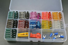 New 1A 2A 3A 4A 5A 7.5A 10A 15A 20A 25A 30A Blade Fuse Assortment Auto Car Truck Motorcycle FUSES Kit ATC ATO ATM
