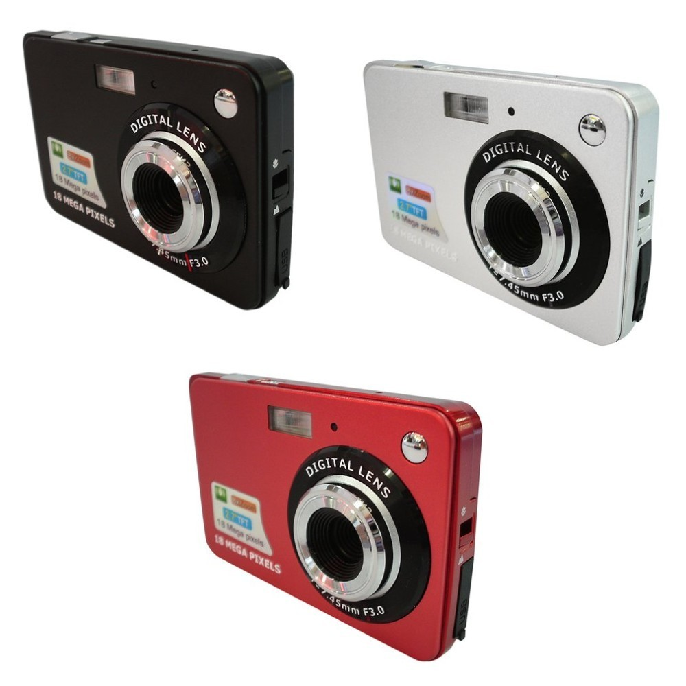 Camcorder Digital-Video-Camera Cmos-Sensor TFT 18MP 720P with Anti-Shake 5MP DC530 Lcd-Hd title=