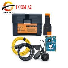 for BMW ICOM A2 B C car diagnostic tool with Software 2017 new ICOM A2 for bmw with cable obd2 tool DHL free