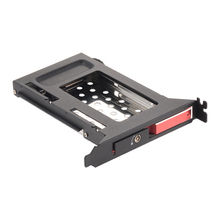 Uneatop ST8210RPCI 2.5 inch SATA HDD/SSD internal Aluminum Mobile Rack for PCI mounting(China)