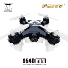 FQ777 954D 0.3MP Camera WiFi FPV 2.4G 4CH 6-Axis Gyro RTF RC Aircraft Toy 3D Unlimited Eversion Good Impact Resistance(China)