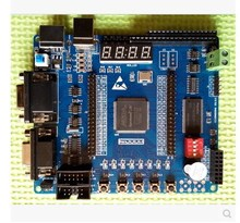 Altera FPGA development board learning board presented a USB download device, the power cord EP4CE6 NIOS
