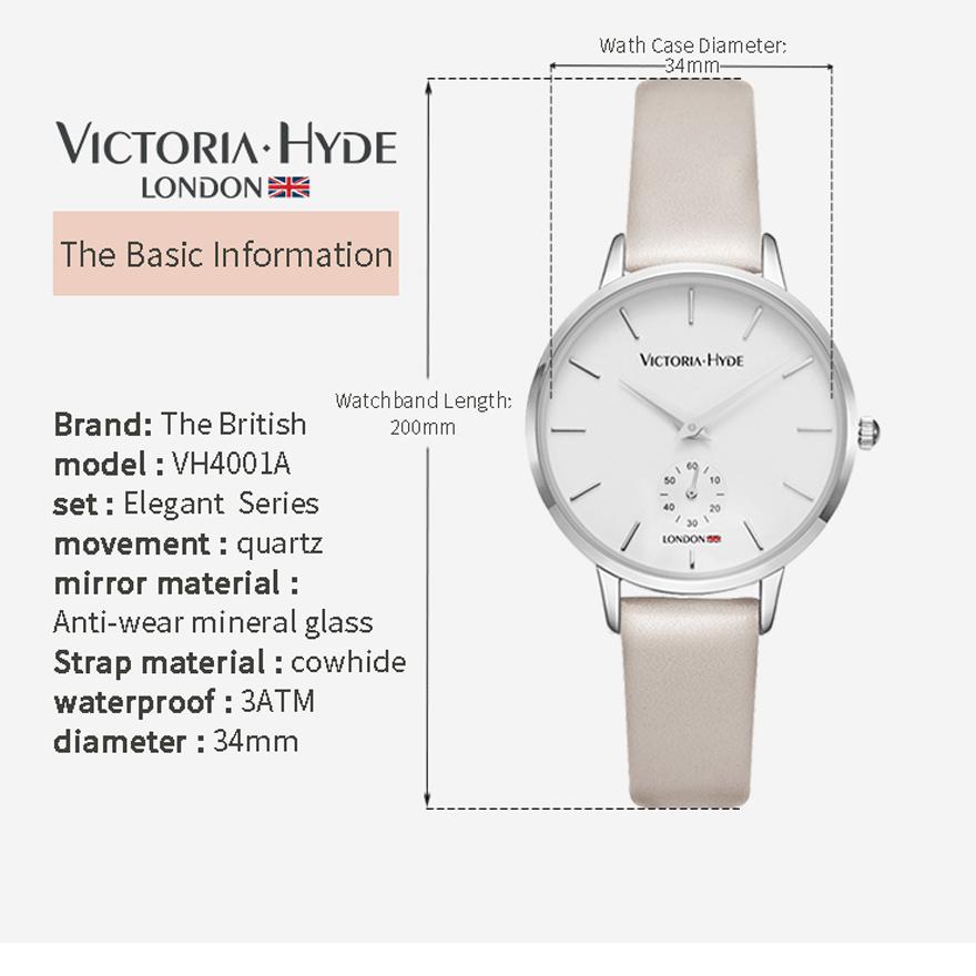 HTB1ViQAayERMeJjSspiq6zZLFXam - Victoria Hyde Womens Watches Luxury Brand Leather Band Fashion Ladies Dress Quartz Wristwatches Waterproof Gift Box