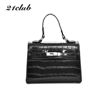 Buy 2017 small alligator sequined hasp solid handbag hotsale women evening clutch ladies purse famous brand crossbody shoulder bags for $12.95 in AliExpress store