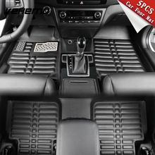 Buy Vehemo 5pcs Trucks Auto Carpet Front Rear Car Floor Pad Universal Foot Pad Vehicles Driver Floor Mat for $16.94 in AliExpress store