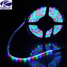 Big Discount RGB 3528 SMD Flexible led strip Not waterproof 300LEDs/5M Tape Light with 24 key IR Remote Control,White Blue color