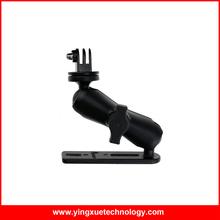Motorcycle Brake/Clutch Reservoir Pump Mount Stand for Gopro and Camera