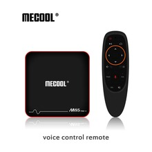 Buy MECOOL M8S PRO W Android 7.1 TV Box Amlogic S905W CPU Quad Core 2GB RAM DDR3 16GB Smart TV Box 2.4GHz WiFi 4K H.265 Set Top Box for $40.79 in AliExpress store