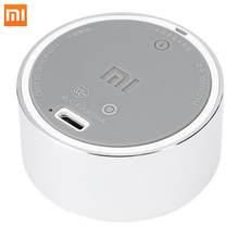 Original Xiaomi Bluetooth 4.0 Portable Stylish MINI Speakers Wireless Audio Player Support Hands-free Call for iOS Android(China)
