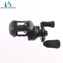 Maximumcatch Gear ratio 6.3:1 , 11+1BB Bait casting fishing reel Left/Right HAND Fishing Reel BAIT CASTING REEL(China)