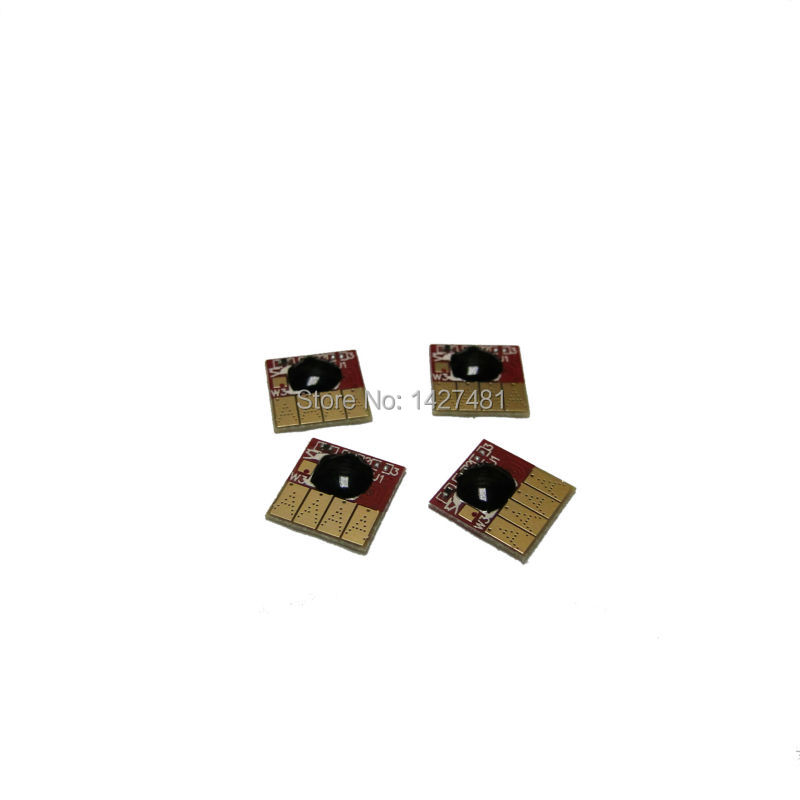 1set Cartridge chip for HP932XL HP933XL HP932 HP933 for HP Officejet 7510 HP Officejet 7512 (show ink level chip forever)<br><br>Aliexpress