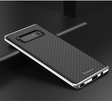 Amazing top quality 100% original ipaky brand case for Samsung galaxy Note 8 silicone case free shipping in stock for note8(China)