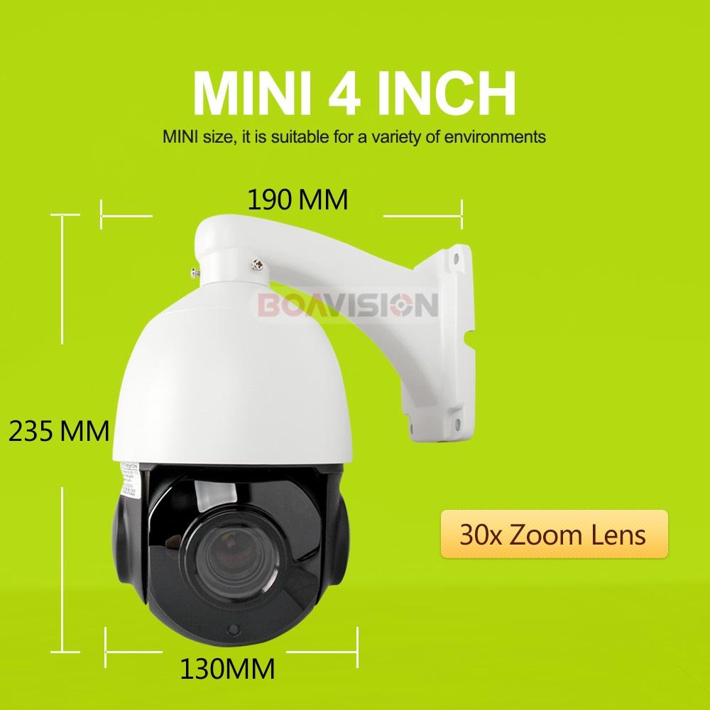 04 1080P PTZ IP Camera
