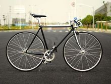 Fixie Bike Bicycle DIY 700C Retro Steel Lug Frame Bicicleta Fixed Gear Vintage - Payi Profession Cycling Store store