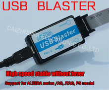 Free Shipping New Mini Usb Blaster Cable For ALTERA CPLD FPGA NIOS JTAG Altera Programmer in stock