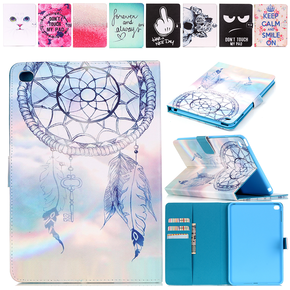 For Cover Apple iPad Air 2 (2014) PU Leather Flip Smart Stand Kids Tablet Cover Cases with Card Holder For ipad 6 Case<br><br>Aliexpress