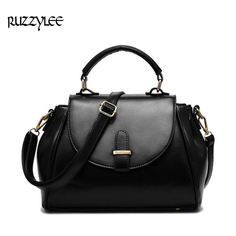 Famous Brand Designer 2017 Luxury Women PU Leather Trapeze Tote Bag Composite Crossbody  Handbags  High Quality<br><br>Aliexpress