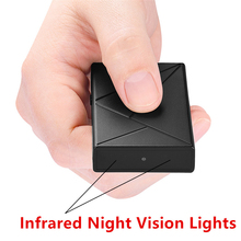 BYKRSEN Pinhole 1080P Mini Camera Infrared Night Vision HD Sport Digital Micro Cam Motion Detection Camcorder Recorder Nanny