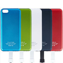 2800mAh Rechargeable Portable Backup External Battery charger case pack cover Power bank for iPhone 5 5s