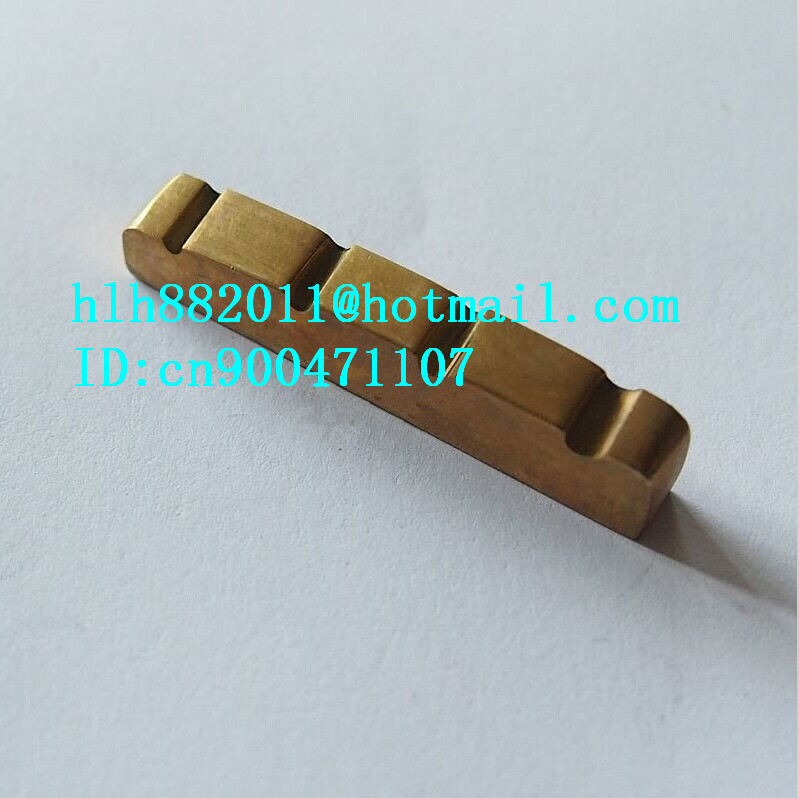 free shipping new 4 strings electric bass guitar brass string pillow   42*6      XZ-8126<br>