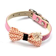 Harness Pet Dog collars Soft Pu Leather Necklace for Small Medium Large Dogs Leather Dog Leads Accessories Mascotas accesorios
