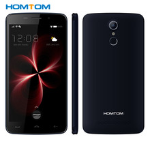 Homtom HT17 Pro 4G LTE Smartphone 5.5 Inch Android 6.0 MT6737 Quad Core Mobile Phone 2GB RAM 16GB ROM Fingerprint Cell - Shop2628011 Store store