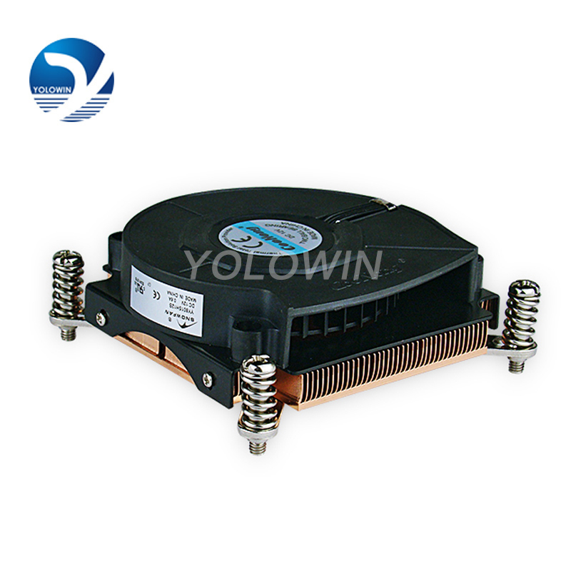 2016 Newest CPU Processor High quality Computer Radiator Screw And Spring Solution Radiator Computer Cooling Products D8-14<br>