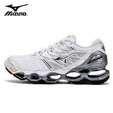 2018 оригинальные Mizuno Wave Prophecy 7 женские кроссовки Сетка вентиляция  Тяжелая подъемная обувь Размер 36- ff7a37e8acb