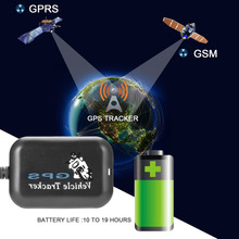 Mini GSM GPRS SMS GPS Tracker Quad-band Real Time Global Location Tracking Device Car Vehicle Motorcycle Scooter Drop Shipping(China)