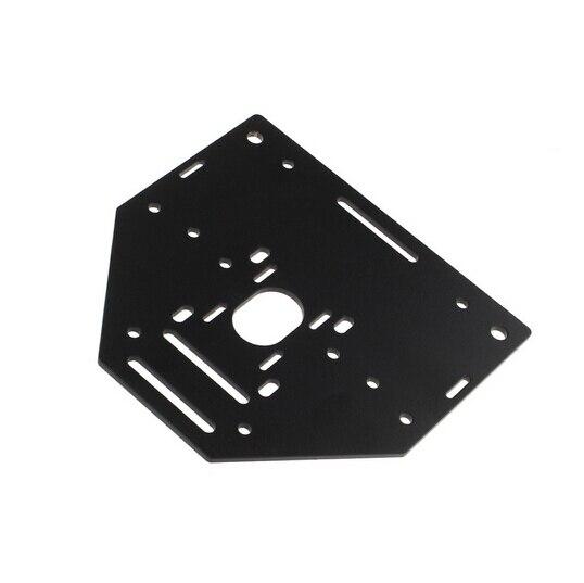 CNC machine NEMA17/ NEMA23 Motors Upgraded Shapeoko Motor Mount*4 for MakerSlide linear rail aluminum alloy original ShapeOko<br><br>Aliexpress