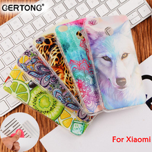 Soft TPU Cover Phone Case for Xiaomi Redmi Note 4X 4 Pro 4A 3 Mi6 Plus Mi5 Mi5C Mi5S Mi Max MiX Painted Mobile Phone Housing